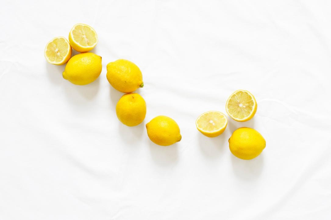lemons white background lemonbrook cleaning company